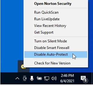 How to protect the Reteamz application from Norton Antivirus Software Scans